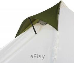 11x11 Large 8 Person Screen Room Teepee-Style Outdoor Camping Tent 121 sq ft