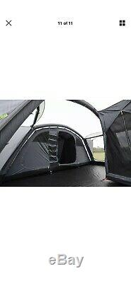 2018 Kampa Bergen 6 Berth Large Air Pro Used Once