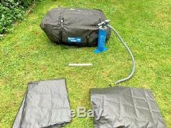 2018 Kampa Bergen 6 Berth Large Air Pro family inflatable tent