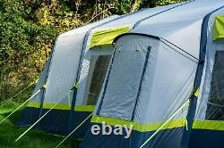5 Berth Inflatable Air Tent Family 6.5m x 3.2m 5 Man Bedroom Inner OLPRO Home