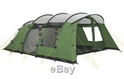 6 man Outwell Palm Coast 600 Tent Brand new 3 bedrooms Large lounge
