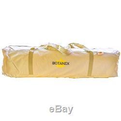 BOTANEX LUXURY Cotton Canvas Bell Tent Extra Large 6 metre