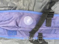 Berghaus Air8 8 man inflatable tent with Berghaus Air 8 Tent Footprint