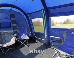 Berghause 6 Air Tent With Porch