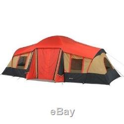 Big Tents For Camping 10 Person Three Rooms Family Outdoors Large Shelter Canopy