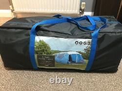 Brand New 6 Man Family Tent Blue Tesco