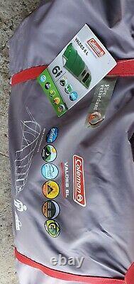 COLEMAN Valdes AIR 6 L Blackout Air Tent