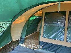 Cabanon biscaya 500 Tent inc sun canopy one of the best extra large tents