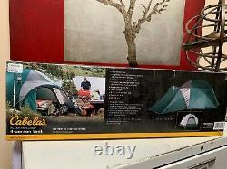 Cabela's Alaskan Guide 4 Person Tent Brand New