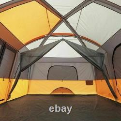 Camp Valley Core 12 Person/Man Cabin Camping Tent
