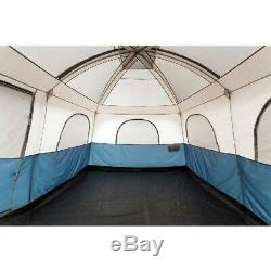 Camping Tent 10 Person Family Instant Cabin Outdoor Shelter Hiking 14 x 10