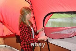 Camping Tent Large 10 Person Hiking Family Shelter Outdoor Waterproof Camp Tarp