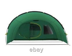 Coleman Air Valdes Xtra Large 6 Person Tent with Blackout Bedrooms