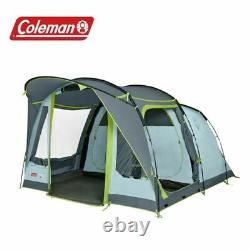 Coleman Meadowood 4 Blackout Bedroom Tent Poled Family Camping NEW For 2021