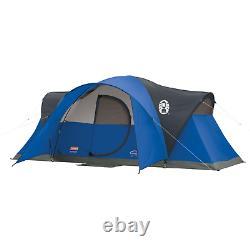 Coleman Montana 8-Person Tent, Blue