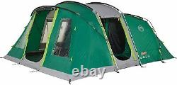 Coleman Oak Canyon 6 Tunnel Tent, 6 Person Man Family Camping Holiday Large Tent