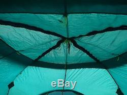 Coleman Quadspace 200932 9 man tent great camping tent for large family friends