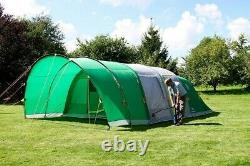 Coleman Valdes Fastpitch Air 6xl Tent Large Family Tent With BlackOut Bedrooms