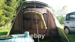 Coleman da Gamma 4 Man Tent