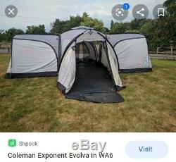 Colman Exponent 6 Man Tent