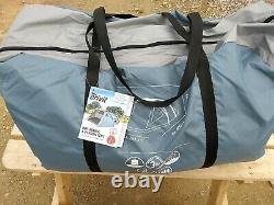 Crivit 4 Person Family Inflatable Beam Air Tent