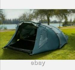 Crivit 4 Person Family Tent Four Man Inflatable Tent Easy Assemble