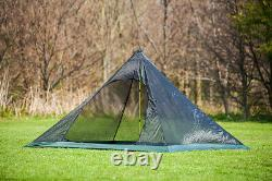DD SuperLight Pyramid Mesh Tent XL Free USA Delivery