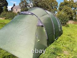 Eurohike Buckingham 6 family camping tent six person man berth 2000mm HH NEW