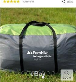 Eurohike Buckingham Elite 8 Man Family Tent