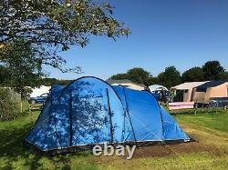 Excellent Condition Family Tent Sleeps 6 Voyager Elite 6