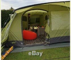 Gelert Morpheus 8 Person Large family tent