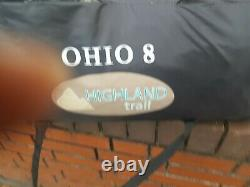 HIGHLAND TRAIL OHIO 8 MAN Large Family TENT