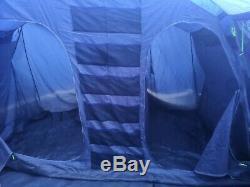 Hi Gear Kalahari 10 Tent Large spacious 10 birth family tent party tent