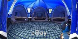 Hi Gear Sahara 6 man Tent with large awning
