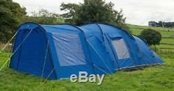 Hi Gear Voyager 6 Tent Eclipse complete camping bundle (Used once)