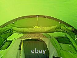 High Gear Enigma 5 berth LARGE Family Tent Bundle EXCELLENT USED CONDITION