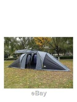 Highland Trail Andes 9-Man Tent3 Rooms Large Tent