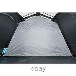 Instant Cabin Tent Camp Outdoor Family Sleeping Shelter Lodge 10 Person 2 Room