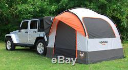 JEEP WRANGLER CAMPING TENT Easy Set Up Durable! Sleeps 6 Adults! Large Windows