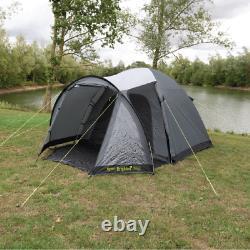 Kampa Camping Festival Brighton 5 Person Berth Man Grey Tent 2021 CT3325