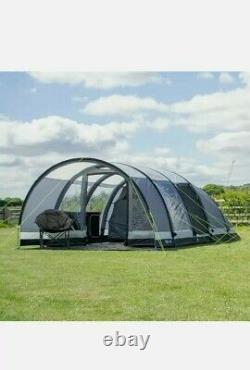 Kampa Dometic Kielder 5 Berth Air Tent Large Family Tent