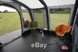 Kampa Hayling 6 Air Pro blow up Inflatable Tunnel Tent Large Used Once £839 New
