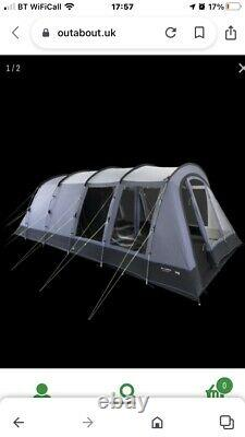 Kampa Wittering 6 Person Tent