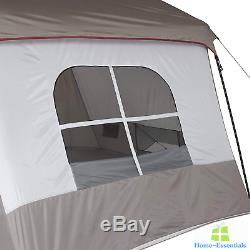 Klondike Tent With Screen Room Porch Family Dome Tents 8 Person Large Camping