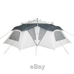Large 14 Person Camping Canopy Tent Waterproof For Festivals Family Huge