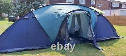 Large 6 man tent (only used once) very good condition