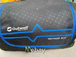Large 7 person family tent Outwell Vermont xlp GREAT CONDITION