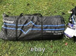 Large 7 person family tent Outwell Vermont xlp OUTSTANDING CONDITION