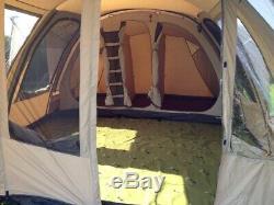 Large Family Tent Eureka! Grand BTC Niergy Lovely Quite Stylish Tent Used Twice