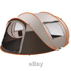 Large Tent Ultralight Camping Waterproof Windproof Automatic Tent 5-8 Persons